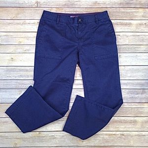 Tommy Hilfiger ankle pants with pockets